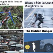 The Monday Roundup: Love and hate cycling, no more 'peak hour', helmet vid, and more