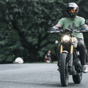 Who is Mt. Tabor's moto man?