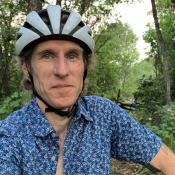 BikePortland Podcast: Interview with transgender rights advocate and racer Molly Cameron