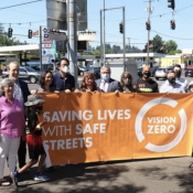 Community leaders herald 82nd Ave funding, promise changes on 'new main street'