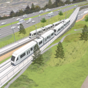 Here's how TriMet's 'A Better Red' project will impact the Gateway Green bike park