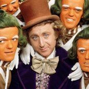 Willy Wonka Ride