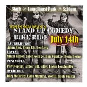 The Stand Up Comedy Ride