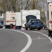 Pedestrian fatality on 33rd happened near massive homeless encampment