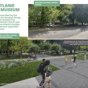 Portland City Council to consider carfree South Park Blocks plan