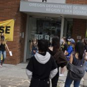 Youth climate activists will take demands to Governor's front door
