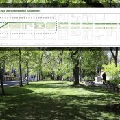 Opposition to South Park Blocks Plan, Green Loop, dominates council hearing