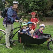 Hello from Hillsboro, I'm your new Family Biking columnist!