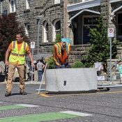 PBOT will install 80 concrete barricades to make 'slow streets' more permanent