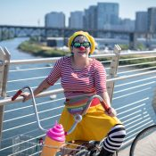 Pedalpalooza through the lens of photographer Amit Zinman