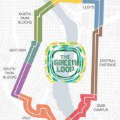 Green Loop Ride with BikeLoud PDX and Friends of Green Loop