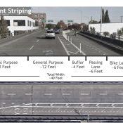 PBOT looks to narrow Hawthorne Bridge viaduct bikeway to add bus lane