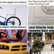 The Monday Roundup: Black history by bike, EV cars no silver bullet, Speedvagen at SBT Gravel, and more