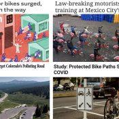 The Monday Roundup: Save Afghan cyclists, Amazon ban, a good DOT, and more