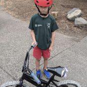 Family Biking Column: My modest resolution for a weekly bike adventure