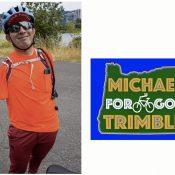 Michael Trimble announces bid for Oregon Governor