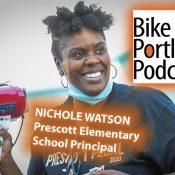 BikePortland Podcast: Prescott Elementary School Principal Nichole Watson and the Parkrose Pedal