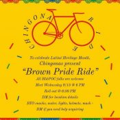 Brown Pride Ride