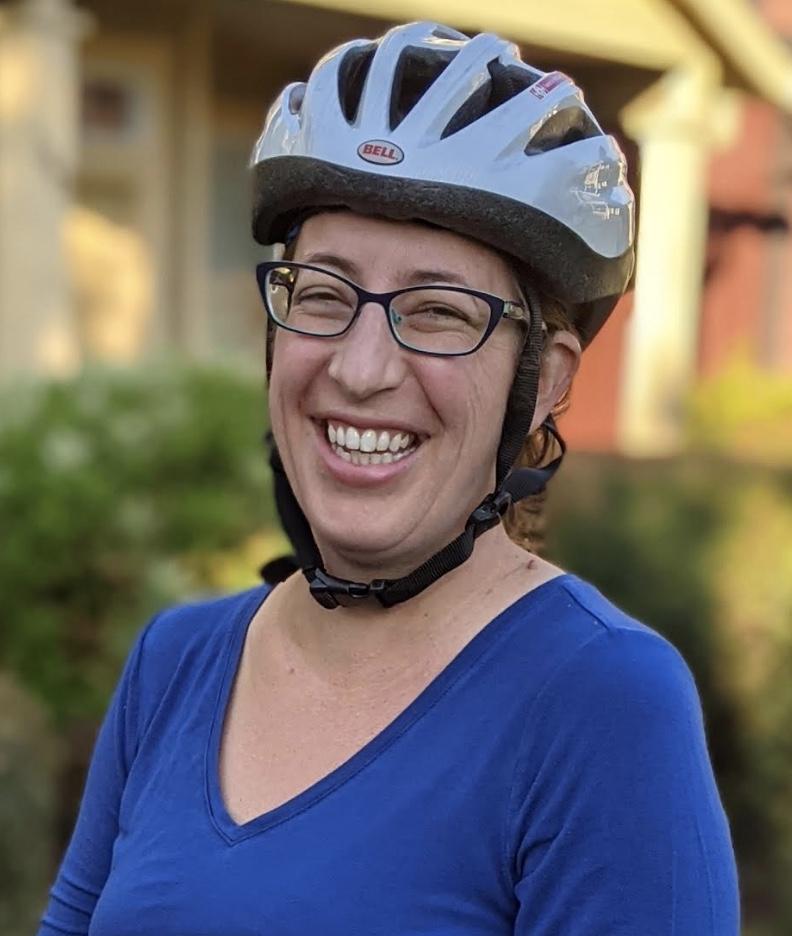 Shannon Johnson (Family Biking Columnist)