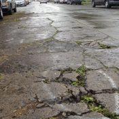 Portland will focus on neighborhood greenways with new microsurfacing treatment