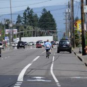 PBOT lowers speed limit on outer Halsey, will break ground on safety updates this month