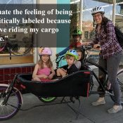 Family Biking: Is bicycling a 'liberal' thing? (Should it be?)