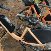 College students get a boost with Biketown financial aid