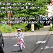 Family Biking: 'Free range' kids and the value of transportation independence