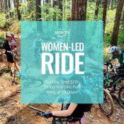 Women-led Ride