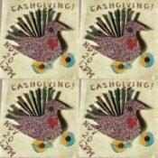 Cranksgiving, Ca$hgiving edition