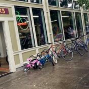 Bike shop news roundup: Two moves and a big donation