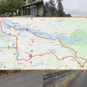 Come along for a ride (literally) around Portland