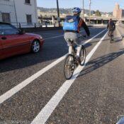 Multnomah County and City of Portland push ODOT for lower speed limits on Hawthorne and Burnside bridges